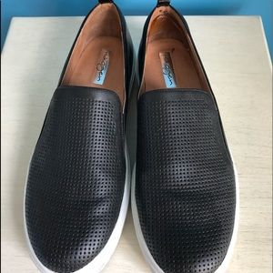 Halogen Soft Leather Casual Flats